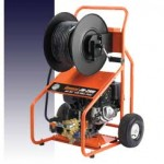General Wire jetter