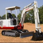 Takeuchi TB 125 excavator